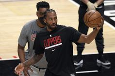 Kawhi Leonard Reportedly Considering Leaving Clippers, Fans React
