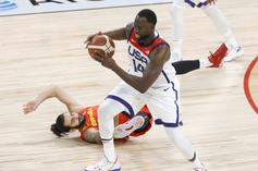 Draymond Green Has Nothing But Love For Team USA's Latest Additions