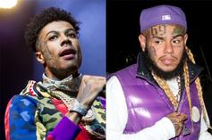 """Blueface Explains His Issues With 6ix9ine: """"I Would Love To Whoop [His] A**"""""""