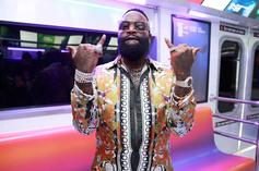 Rick Ross Admits He Doesn't Have A Driver's License Despite Owning 100 Cars