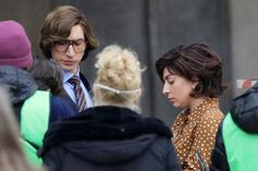 """Adam Driver And Lady Gaga Become Famed Couple In """"House Of Gucci"""" Trailer"""