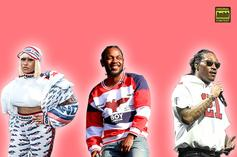 From Opener To Headliner: Rap Stars With Humble Beginnings