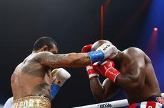 Vitor Belfort Defeats Evander Holyfield By TKO At Triller Fight Club
