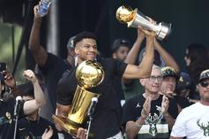 Giannis Antetokounmpo Comments On Infamous James Harden Dig