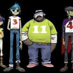 Gorillaz - DoYaThing (Extended Version) Feat. Andre 3000 & James Murphy