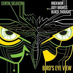 Statik Selektah - Bird's Eye View Feat. Raekwon, Joey Bada$$ & Black Thought