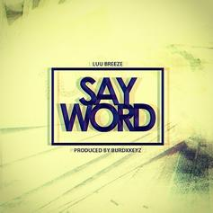 Luu Breeze - Say Word