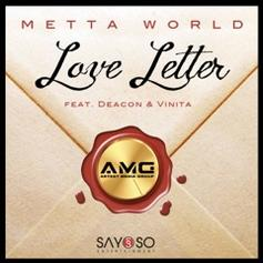 Metta World Peace - Love Letter Feat. Deacon & Vinita