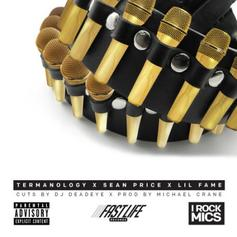 Termanology - I Rock Mics Feat. Sean Price & Lil Fame