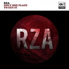 RZA - Only One Place To Get It EP