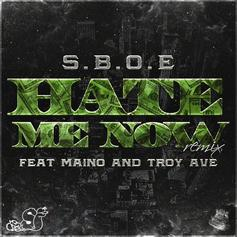 SBOE - Hate Me Now (Remix) Feat. Maino & Troy Ave