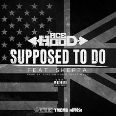 Ace Hood - Supposed To Do (CDQ) Feat. Skepta