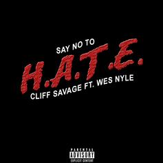 Cliff Savage - Say No To Hate  Feat. Wes Nyle