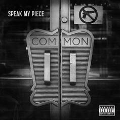Common - Speak My Piece  (Prod. By No I.D.)