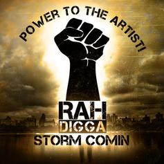 Rah Digga - Storm Coming  Feat. Chuck D (Prod. By Marco Polo)