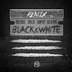 Rick Ross - Black & White (Remix) Feat. Killer Mike, Gunplay & Stalley