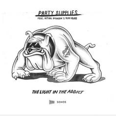 Action Bronson & Party Supplies - The Light In The Addict Feat. Black Atlass