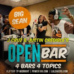 Big Sean - Open Bar (Freestyle)