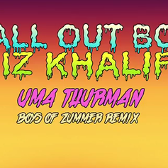 Fall Out Boy - Uma Thurman (Remix) Feat. Wiz Khalifa