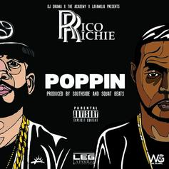 Rico Richie - Poppin (Prod. By Southside & Squat Beats)