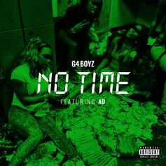 G4 Boyz - No Time Feat. AD