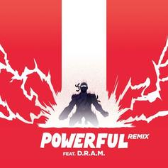 Major Lazer - Powerful (Remix) Feat. DRAM