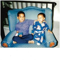 Taylor Bennett - Broad Shoulders Feat. Chance The Rapper