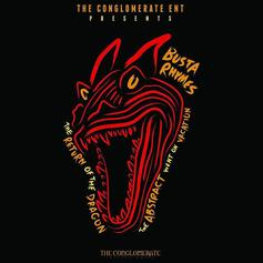 Busta Rhymes - The Return Of The Dragon: The Abstract Went On Vacation