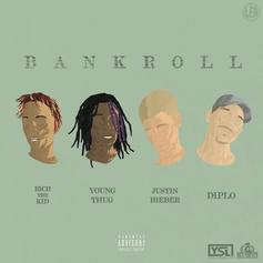 Diplo - Bank Roll Feat. Justin Bieber, Young Thug & Rich The Kid