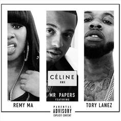 """Remy Ma Joins Tory Lanez & Mr. Papers On The Remix To """"Celine"""""""