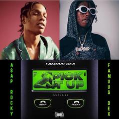 "Famous Dex And A$AP Rocky Play With Fire On ""Pick It Up"""