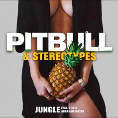 "Pitbull Taps E-40 & Abraham Mateo For ""Jungle,"" Announces ""Greatest Hits"" Album"