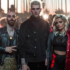 "Machine Gun Kelly, X Ambassadors & Bebe Rexha Join Forces On ""Home"""