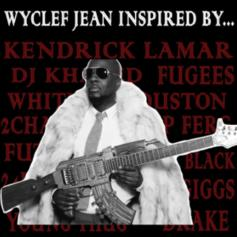 """Wyclef Jean Channels His Inner Kendrick Lamar On """"DNA"""" Freestyle"""