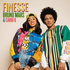 """Cardi B Jumps On The Remix To Bruno Mars' """"Finesse"""""""
