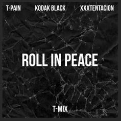 "T-Pain Pays Homage To Kodak Black On Remix To ""Roll In Peace"""
