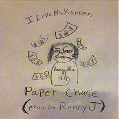 "ILoveMakonnen Teams With Producer Ronny J On ""Paper Chase"""