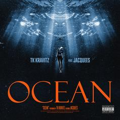 """Jacquees Joins TK Kravitz For The Seductive """"Ocean"""""""