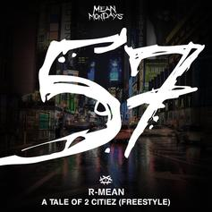 """R-Mean Spins J. Cole's """"Tale Of 2 Citiez"""" In New Freestyle"""