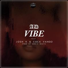 "AD Links Up With Josh K & Coca Vango On New Song ""Vibe"""