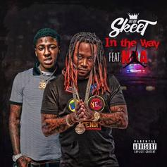 """Youngboy Never Broke Again Joins Dat Boi Skeet On """"In The Way"""""""