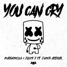"Marshmello & Juicy J Team Up For The Bouncy ""You Can Cry"""