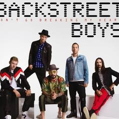 "Backstreet Boys Return With ""Don't Go Breaking My Heart"""