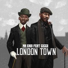 "Giggs Joins Mr. Eazi On ""London Town"""