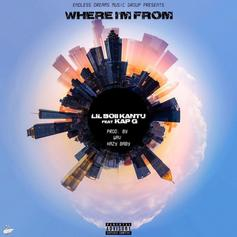 """Lil Boii Kantu Rises Up With Kap G On """"Where I'm From"""""""