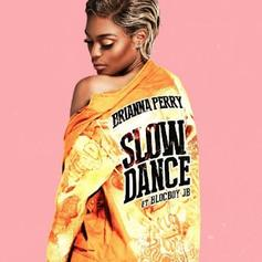 "BlocBoy JB Turns Up For Brianna Perry's ""Slow Dance"""