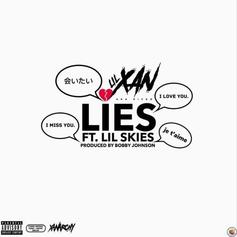 "Lil Xan & Lil Skies Link Up On ""Lies"""