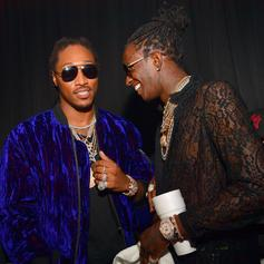 """Future & Young Thug Link With Quavo For Official """"Upscale"""" Drop"""