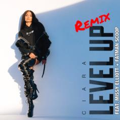 "Ciara Grabs Missy Elliott & Fatman Scoop For A ""Level Up"" Remix"