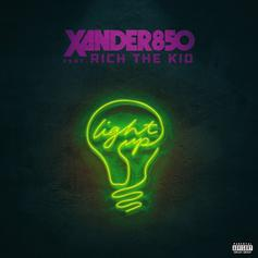 "Rich The Kid Brings Xander850 Into The Spotlight With ""Light Up"""